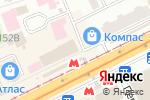 Схема проезда до компании Рюмочная в Харькове