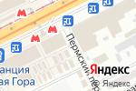 Схема проезда до компании Престиж в Харькове