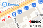 Схема проезда до компании М`ясний м`ясокомбінат в Харькове