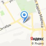 АгроСтройКурск на карте Курска