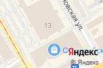 Схема проезда до компании Людмила в Курске