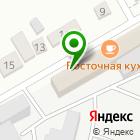 Местоположение компании Изба