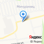 Росинка на карте Курска