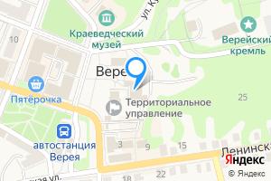 Сдается комната в Верее Наро-Фоминский г.о., Советская пл., 2А