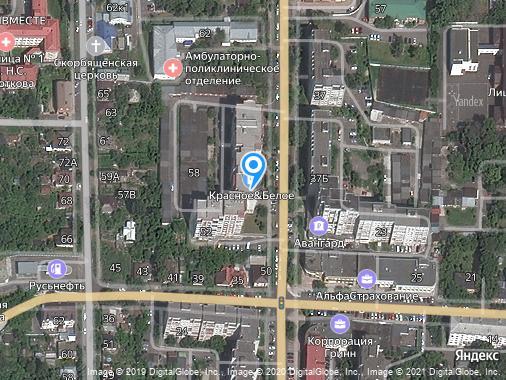 Сдается гараж, Курск, улица Димитрова, 52