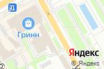 Схема проезда до компании Администрация Центрального округа г. Курска в Курске