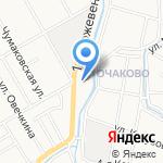 Shtaket46 на карте Курска