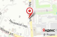 Схема проезда до компании Газпром газораспределение Астрахань в Старокучергановке