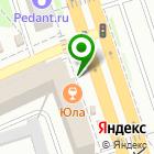 Местоположение компании ЕВРО СТРОЙ