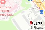 Схема проезда до компании АВ Металл Групп в Харькове