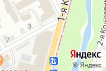 Схема проезда до компании Terraco в Курске