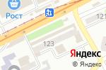 Схема проезда до компании Готика в Харькове