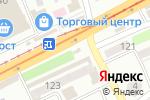 Схема проезда до компании Дергачівський м`ясокомбінат в Харькове