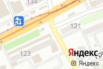 Схема проезда до компании АТЛ в Харькове