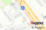 Схема проезда до компании Автоимперия в Харькове
