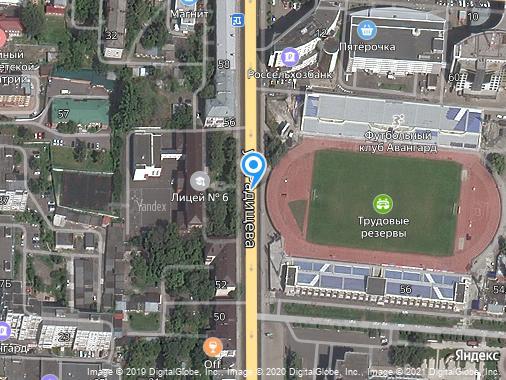 Продам 2-комнатную квартиру, 48 м², Курск, Радищева