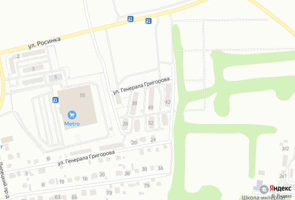 жилой комплекс Серебряные холмы
