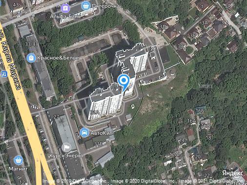 Продам машиноместо, Курск, улица Карла Маркса, 31А