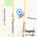 Бегемот на карте Курска