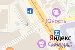 Схема проезда до компании Киоск фастфудной продукции в Курске