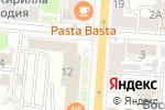 Схема проезда до компании Магазин бижутерии в Курске
