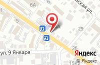 Схема проезда до компании Автотранссервис в Курске