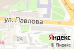 Схема проезда до компании Ортопед-сервис в Курске