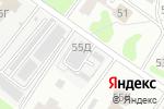 Схема проезда до компании Бс-Сервис в Харькове