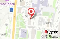 Схема проезда до компании Оникс в Курске