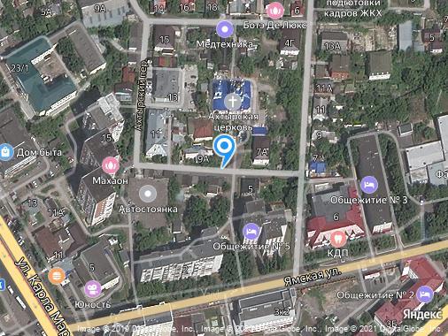 Сдам дом, 40 м², Курск