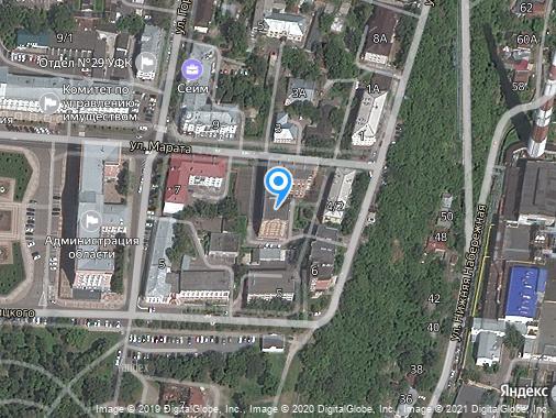 Сдаю офис, 118 м², Курск, улица Марата, 2-а