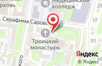 Схема проезда до компании Реклама-Информация-Массмедиа в Курске