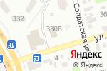 Схема проезда до компании Десятка в Харькове