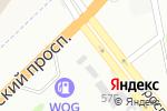 Схема проезда до компании Euroleo в Харькове