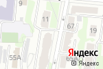 Схема проезда до компании Бухгалтер Плюс в Курске