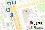 Схема проезда до компании 24nonStop в Харькове