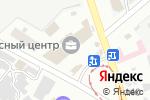 Схема проезда до компании avtofan в Харькове
