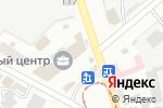 Схема проезда до компании Каскадъ в Харькове
