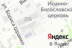 Схема проезда до компании М-sport в Харькове