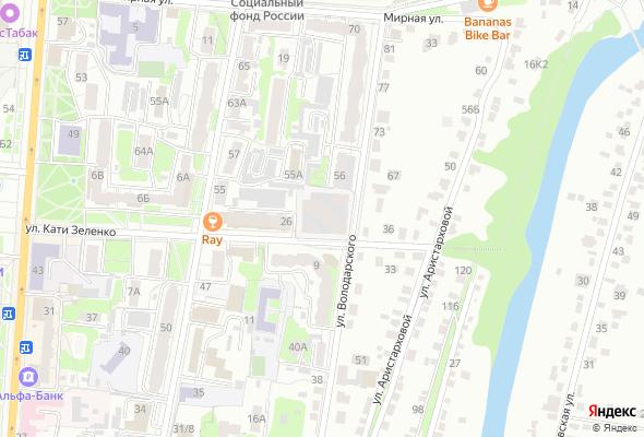 жилой комплекс Сергиевский