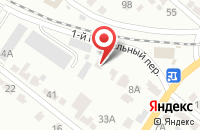 Схема проезда до компании Издательский Дом «Сфера» в Курске
