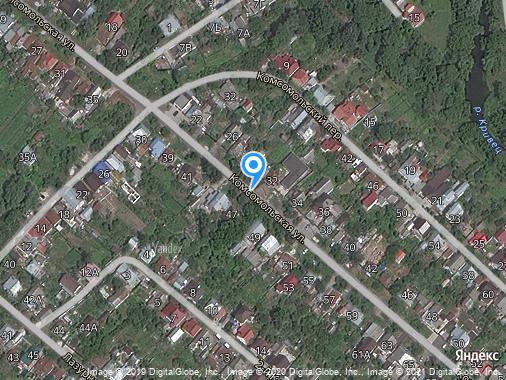 Продаю землю под ИЖС, 6 соток, Курск, Комсомольская улица