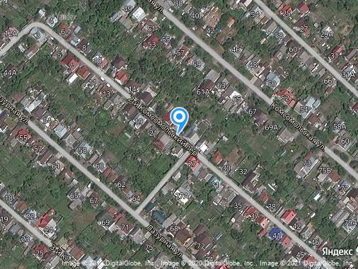 Сдается дом, 50 м², Курск, 2-й Комсомольский переулок, 22