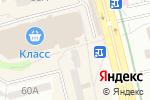 Схема проезда до компании КИТ Group в Харькове