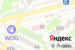 Схема проезда до компании Харківський шкiрно-венерологічний диспансер №1 в Харькове