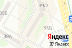 Схема проезда до компании Express beauty в Харькове