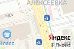 Схема проезда до компании Сова в Харькове