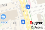 Схема проезда до компании Ed fix it в Харькове