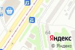 Схема проезда до компании Мясной хуторок в Харькове