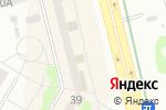Схема проезда до компании ЕКОНОМ КЛАС в Харькове